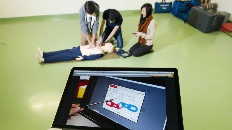 Le Valais crée Cœur Wallis pour sauver plus de victimes d'arrêt cardio-respiratoire.