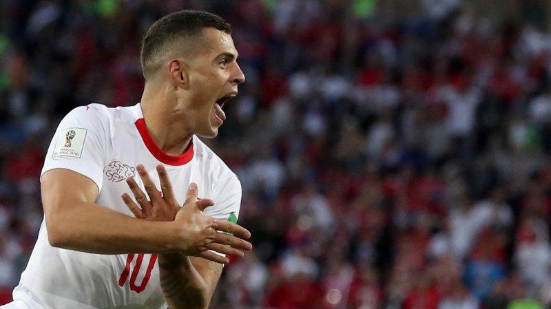 Coupe du monde 2018: Cet aigle qui assombrit le ciel suisse