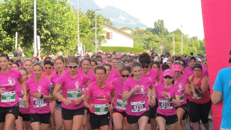 L'an dernier, la 6e édition de La Montheysanne avait battu un record de participants avec 1750 concurrentes.