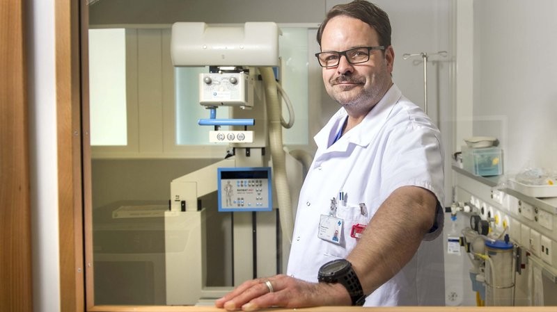 Valais: Philippe Schifferle, le bénévolat dans le sang, élevé au rang d'ambassadeur