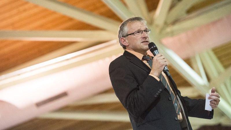 Benjamin Roduit va s'occuper de sécurité sociale et de santé à Berne.