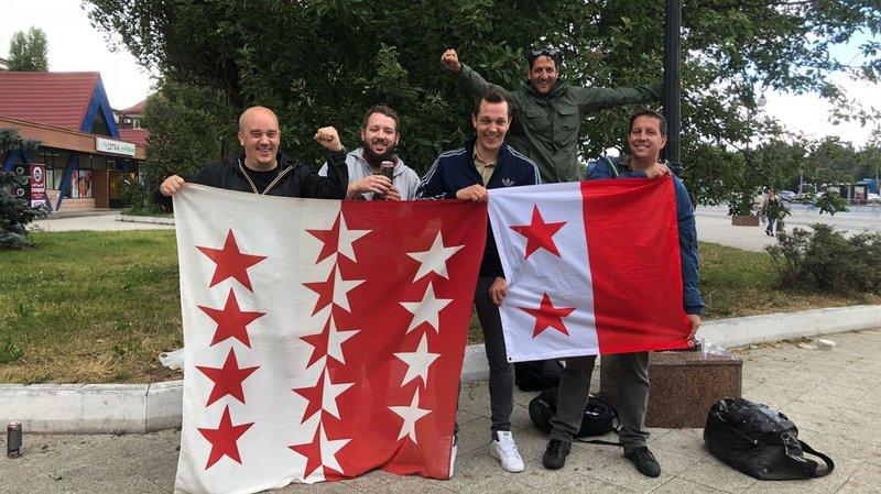 Coupe du monde: «Il n'y a pas eu la moindre hostilité avec les supporters serbes»