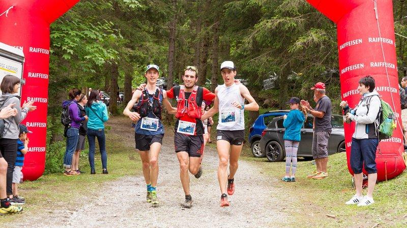 Course à pied: un trio gagnant pour le Torgon Trail