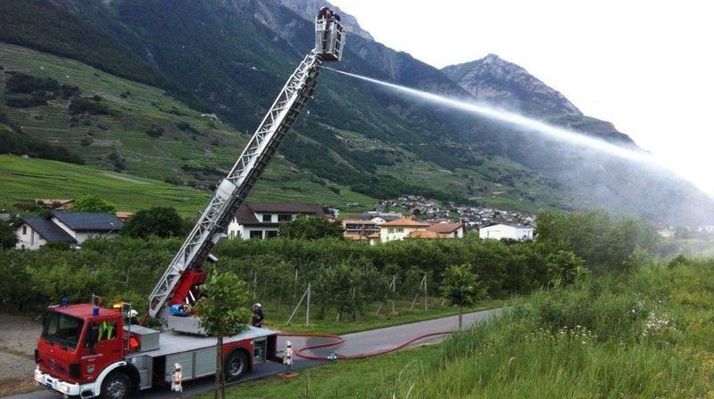 Les pompiers seront naturellement de la partie ce samedi.