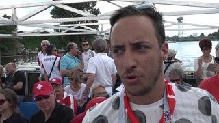 Coupe du monde 2018: les fans suisses apprécient l'hospitalité russe
