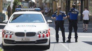 La fillette de huit ans disparue samedi à La Chaux-de-Fonds a été retrouvée