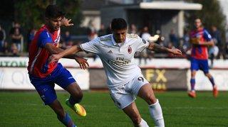 Football: le FC Sion prête Ivan Lurati au FC Chiasso