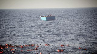 Crise migratoire: près de 220 noyades depuis mardi au large de la Libye