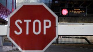 Le tunnel du Grand-St-Bernard fermé pour un exercice de sécurité