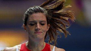 Athlétisme: Lea Sprunger seulement 8e à Rome
