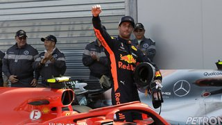 Formule 1: l'Australien Daniel Ricciardo et sa Red Bull partiront en pole à Monaco