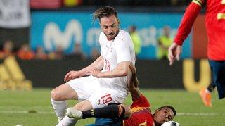 Coupe du monde 2018: la liste des 23 sélectionnés suisses en images