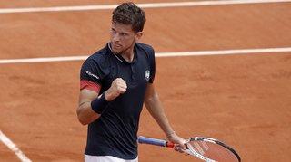 Tennis - Roland-Garros: vainqueur face à Cecchinato, Thiem s'offre sa première finale