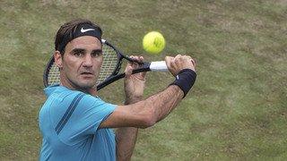 Tennis: Federer face au Slovène Bedene pour son premier tour à Halle