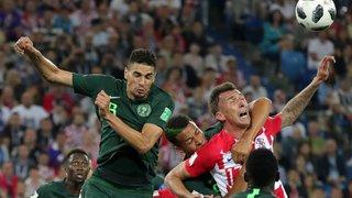 Coupe du monde 2018: la journée du 17 juin en images
