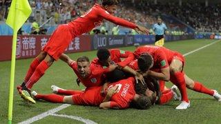 Coupe du monde 2018: l'Angleterre s'en sort, l'avion des Saoudiens en feu, Behrami apte pour la Serbie