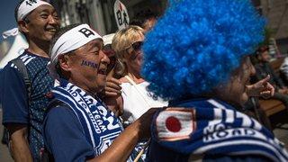 Coupe du monde 2018: la journée du 24 juin en images