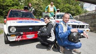 Rallye du Chablais: les Bérard vivent leur passion en famille