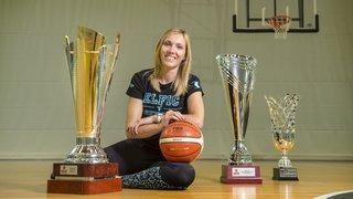Portrait: Marielle Giroud, la carte maîtresse du basket suisse