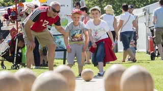 A Charrat, Hérisson sous gazon, le festival des enfants, a 10 ans le week-end prochain