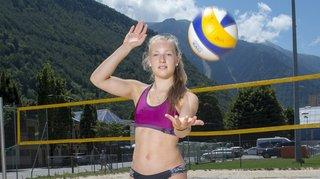 Sandrine Giroud, espoir suisse, change de partenaire