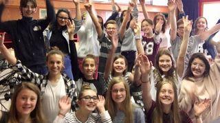 Paroles et musiques, des élèves de Crans-Montana composent leurs propres chansons