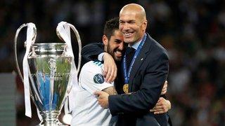 Zidane a déjà marqué l'histoire du football