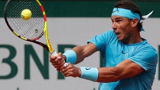 Rafael Nadal peut remercier le ciel