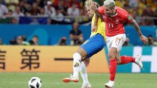 Grand cru et cauchemar de Neymar