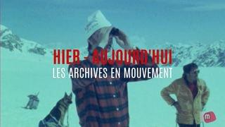Archives en mouvement: Avalanche au Grand Combin