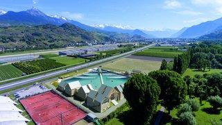 Le premier bassin de surf de Suisse verra le jour à Sion