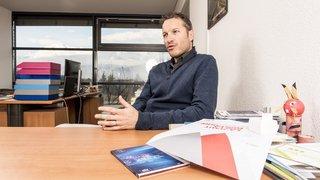 Christophe Clivaz: cinq conférences au sujet des JO au lieu de faire campagne