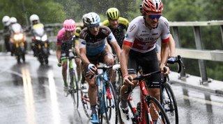 Tour de Suisse: le peloton traversera le Valais mercredi après-midi