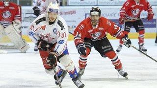Hockey: retour aux sources pour David Delessert qui s'engage avec le HC Valais-Chablais