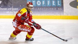 Le hockeyeur Marwan El Assaoui quitte Sierre pour le HC Valais-Chablais