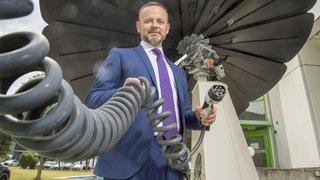 Electricité: les cinq défis des distributeurs valaisans vus par le nouveau directeur de l'ESR