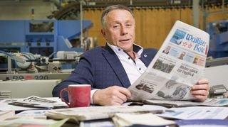 Fredy Bayard, l'homme fort des médias du Haut: «Il faut garder les médias haut-valaisans en mains valaisannes»