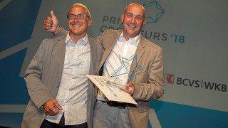 Geosat remporte le Prix Créateurs 2018