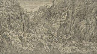 1/4 - Débâcle du Giétro: récit d'une des catastrophes naturelles les plus marquantes du Valais