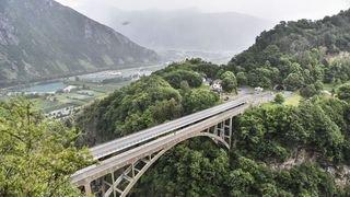 Les ponts d'Alexandre Sarrasin ont révolutionné le Valais