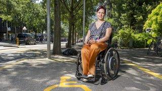 Sion: 148 personnes amendées en 2017 pour avoir utilisé une place de parc pour handicapés