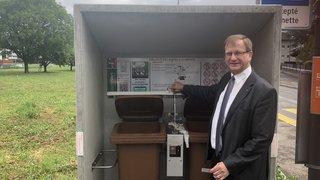 Massongex et Saint-Maurice: le concept de récolte des déchets alimentaires, lancé par la Satom, séduit