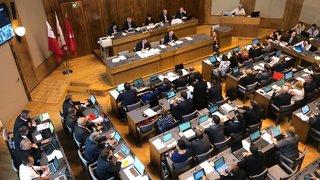 Coup d'envoi pour la constituante en Valais