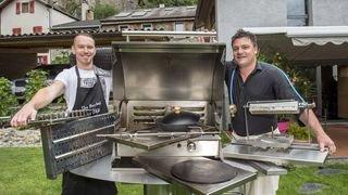 Le barbecue 100% valaisan aux multiples vertus