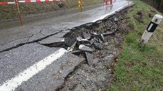 La route Grône-Itravers fermée jusqu'au 16 novembre