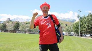 Coupe du monde: Lionel Lachat profite des matchs de la Suisse pour voyager
