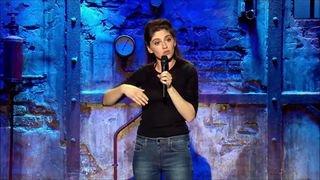 Maxi-Rires: Marina Rollman, subtile et pince-sans-rire