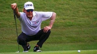 Le golfeur Miguel Angel Jimenez sera à Crans-Montana