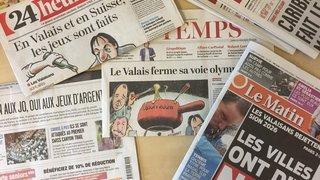 Revue de presse après le vote Sion 2026: l'avènement d'un nouveau Valais?