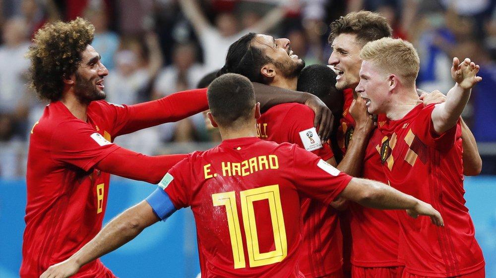 La Belgique sera bel et bien au rendez-vous des quarts de finale.